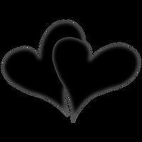 —Pngtree—multiple irregular peach heart