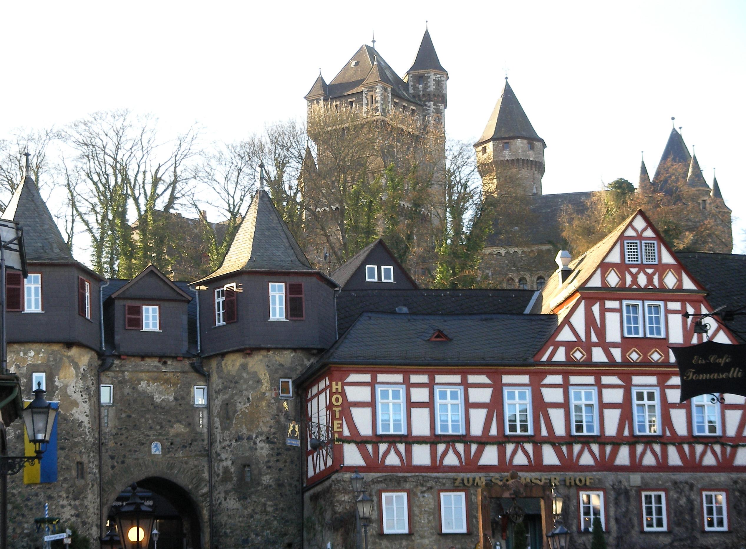 Braunfels Solmser Hof