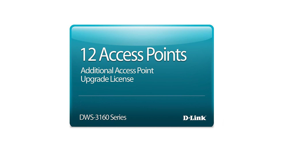 D-Link DWS-3160-24TCAP12 Unified Switch Lisence
