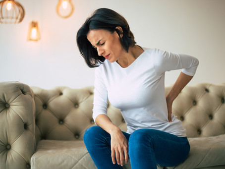 Surprising reasons you may have chronic pain