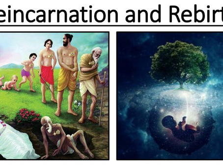 Differences Between Rebirth and Reincarnation