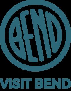 visit bend logo