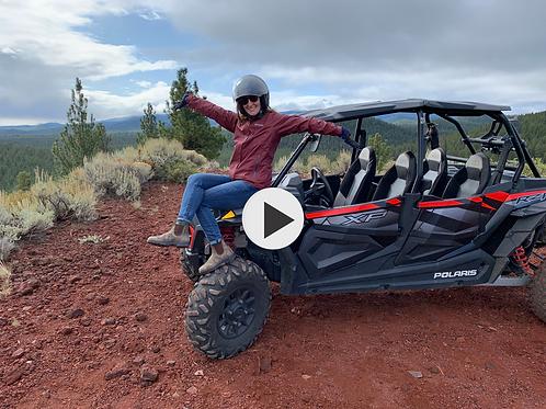 Volcanic ATV Adventure Bend, OR