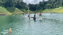 SUP Boarding in Costa Rica