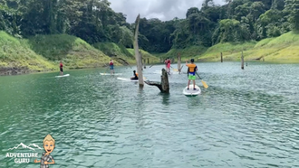 SUP Boarding in Costa Rica