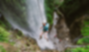 waterfall rappelling in costa rica.png