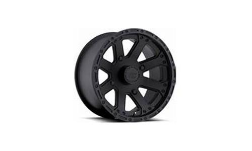 Momentum Black Matte Wheel