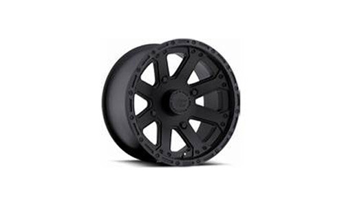 Momentum Black Matte Wheel