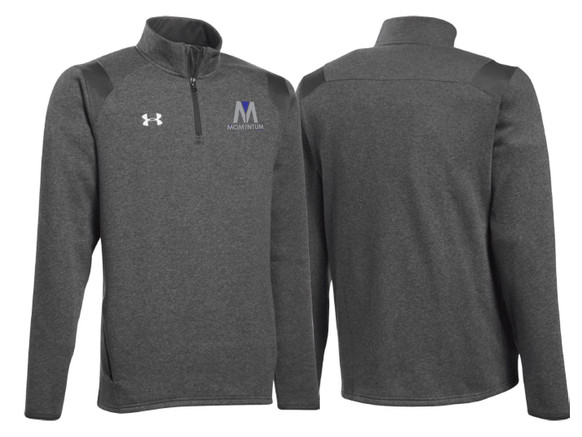 Momentum Hustle Fleece ¼ Zip