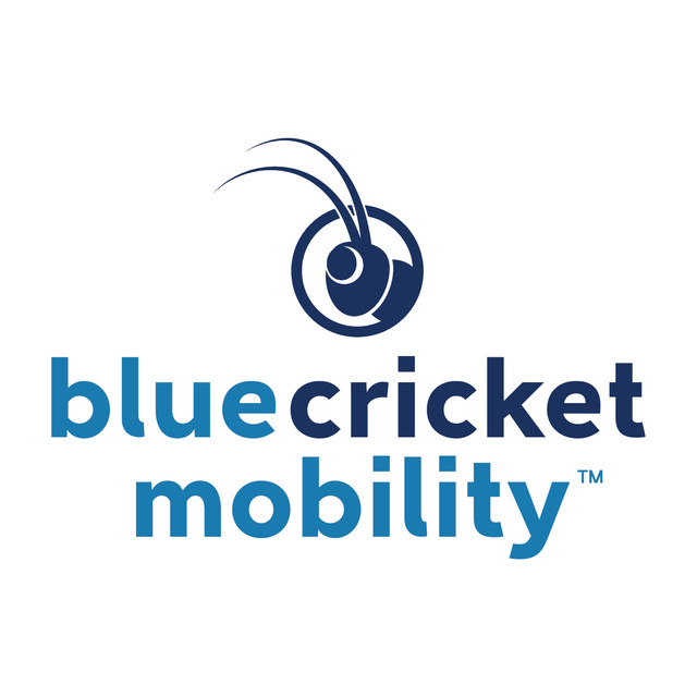 Blue Cricket Mobility