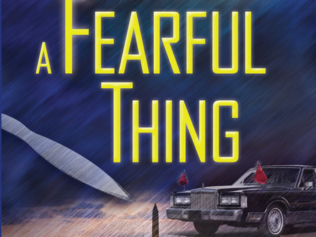 """Researching Novels: """"A Fearful Thing"""""""
