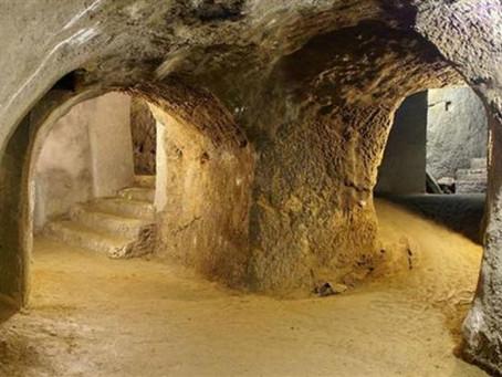 Underground and Underwater
