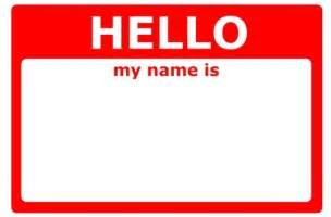 Names and Not-Names