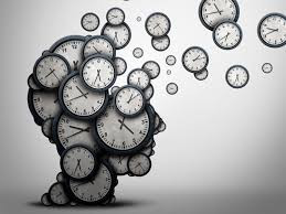 The Fear of Running Out of Time