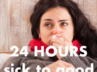 24 Hours - Sick to Good