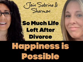 Life After Narcissism - Podcast with Sharmon
