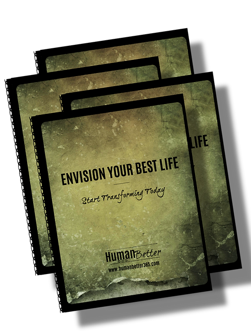 Envision Your Best Life 90 Day-Day Planner 4-Pack