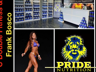 Pride Nutrition with Bosco and Cowan