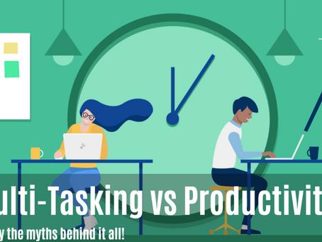 Multi-Tasking vs Productivity