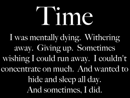 Time Will Pass Either Way