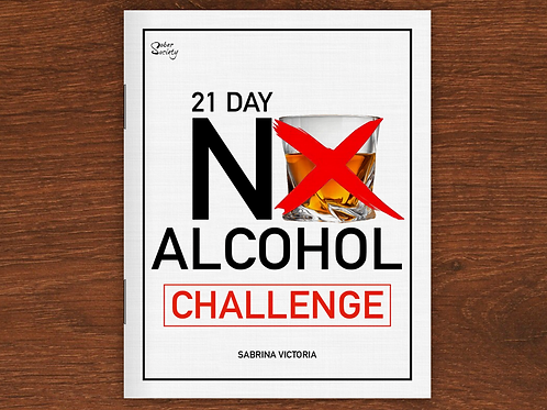 21 Day No Alcohol Challenge