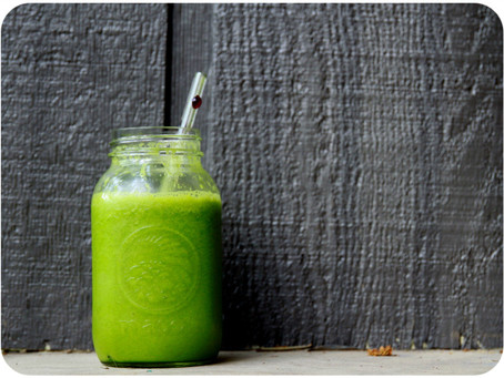 Green Smoothie Girl's Dream!