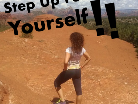 Step Up For Yourself