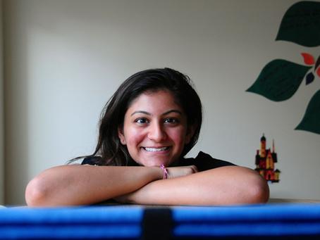 Who is Kaeya Majmundar?  An Inventor.  A Visionary. A Woman.