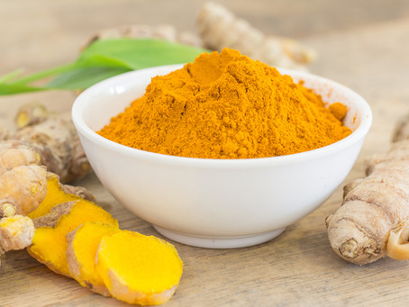 Food as Medicine: Turmeric