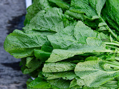 Food as Medicine: Mustard Greens