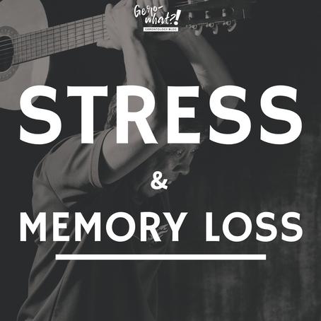 Stress & Memory Loss