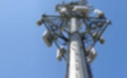 Telecommunications monopole