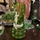 Thumbnail: Green Mary Gregory Pitcher