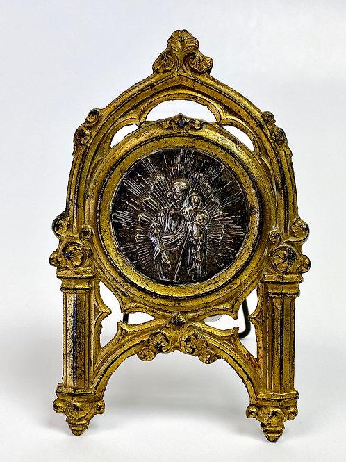 French Religious Icon