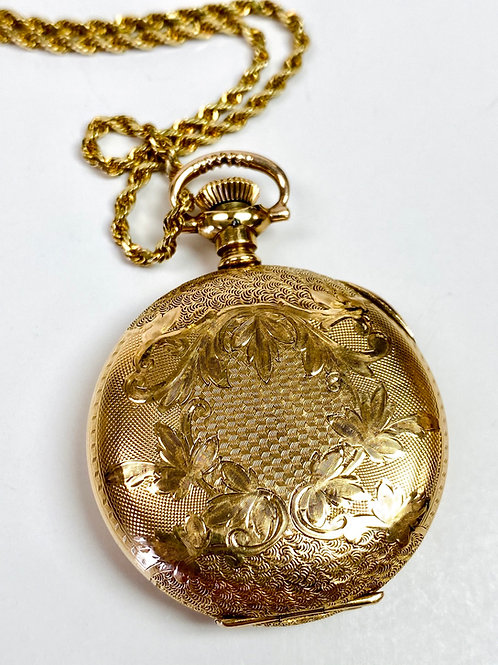 Antique Watch Case