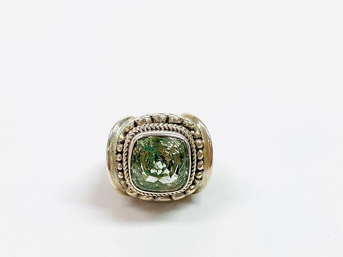 Sterling Statement Ring