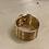 Thumbnail: Vintage Diamond and Gold Ring