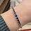 Thumbnail: Sapphire and Diamond Bangle