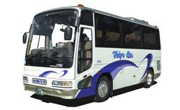 100 FUSO Aero Midi 21席