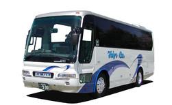 900 FUSO Aero Bus 28席
