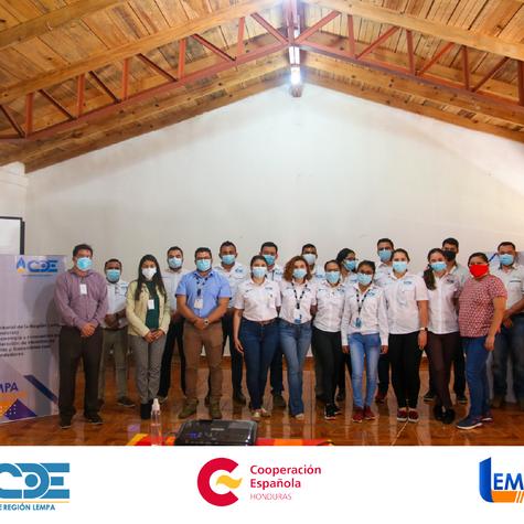Inicia proceso de fortalecimiento al talento humano del CDE Región Lempa y Organizaciones Afiliadas.