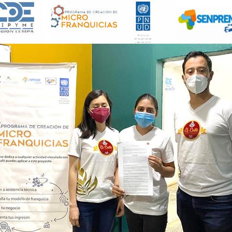 PROGRAMA DE MICROFRANQUICIAS EN HONDURAS COMO UNA HERRAMIENTA PARA EL DESARROLLO INCLUSIVO