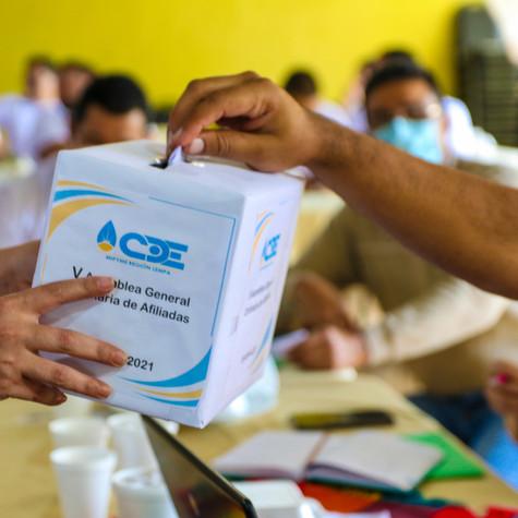 CDE MIPYME Región Lempa aprueba reformas a estatutos