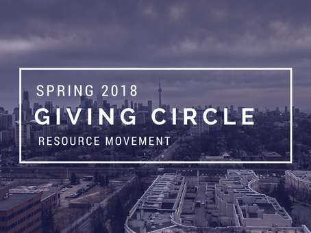 Toronto Giving Circle Launch