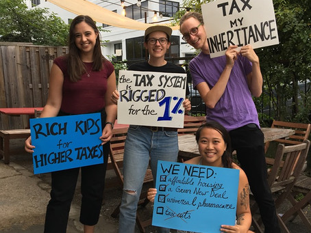 Wealthy Millennials Call for Canada to Implement a Wealth Tax and Inheritance Tax