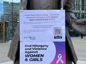 GM4Women2028 Response to Gender Based Abuse: The Greater Manchester Strategy for Tackling Violence