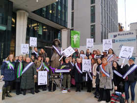 GM4women committees gather in solidarity
