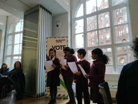 Youth voices demand better