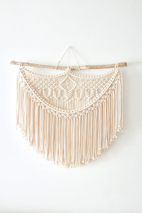 boho Macrame wallhanging handmade by TEX MB
