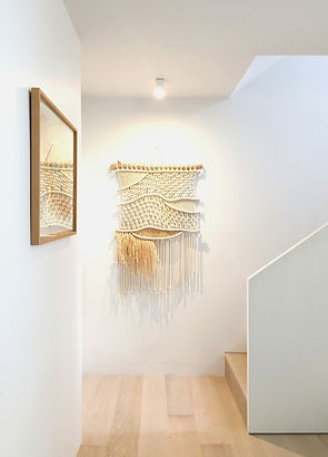 Custom Order | Macrame Wallhanging by TEX MB